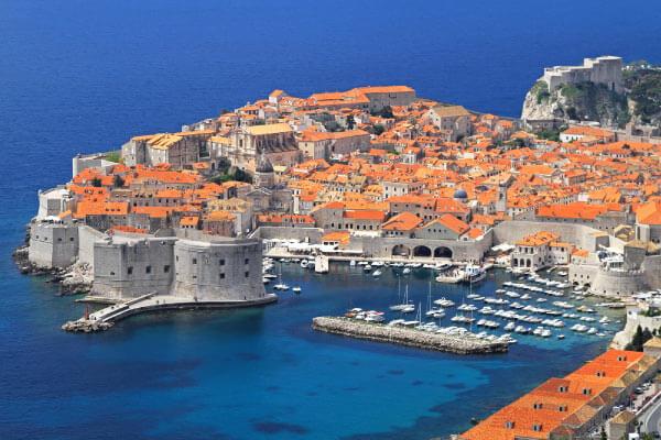 Lastminute vakantie naar Dubrovnik